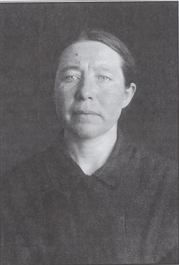 Преподобномученица Анна Горохова