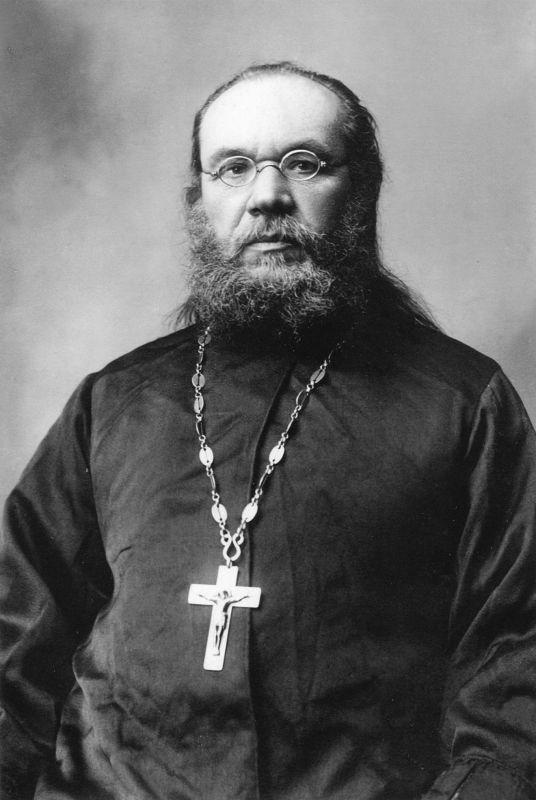 Священномученик Матфий Алонин