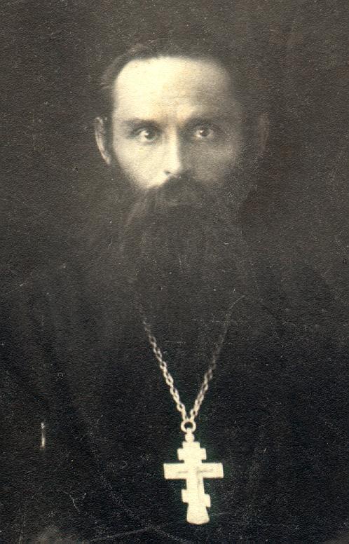 Священномученик Матфий Рябцев